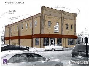 Image courtesy of Henderson Associates Architects