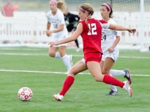 Kayla Delgado / Photo by SIUE Sports Information