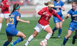Sarah Doggendorf / Photo by SIUE Sports Information
