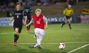 Gabe Christianson / Photo by SIUE Sports Information