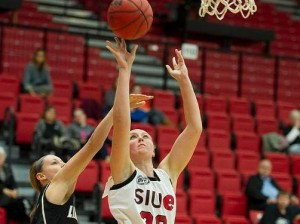 Jessie Wendt /  Photo by SIUE Sports Information