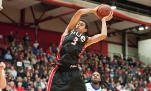 Keaton Jackson / Photo by SIUE Sports Information