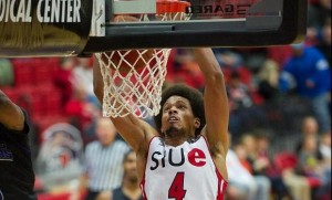 Tim Johnson / Photo by SIUE Sports Information