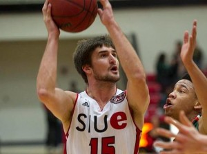 Christian Salecich / Photo by SIUE Sports Information