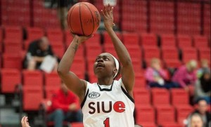 CoCo Moore / Photo by SIUE Sports Information