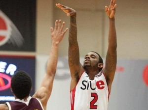 Maurice Wiltz / Photo by SIUE Sports Information