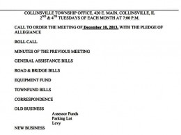 Township 12_10_13 meeting