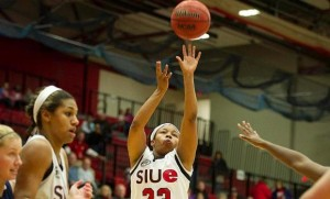 Alexis Chappelle / Photo by SIUE Sports Information