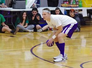 CHS dodgeball 2014 / Photo courtesy of Shawn Geppert