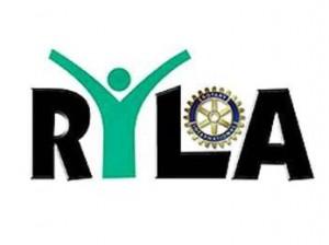 Rotary Youth Leadership Awards Logo