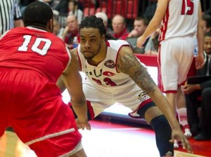Rozell Nunn / Photo by SIUE Sports Information