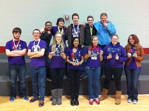 The 2014 CHS Science Team, which qualified for the State Science Olympiad / Photo courtesy of Pat Szpila