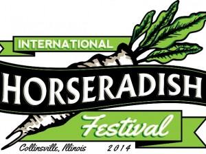 Horseradish Festival 2014 logo