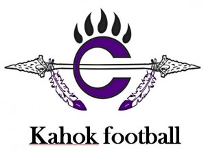 Kahok Football Logo