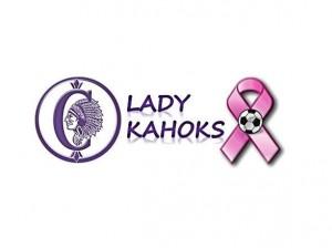 Lady Kahok Soccer Cancer