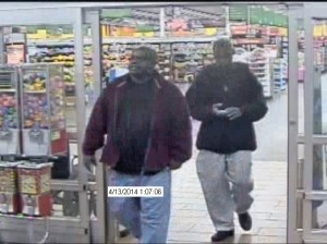 Wal-Mart iPad theft suspects