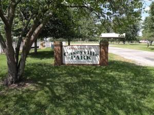 Caseyville Park / Photo by Rogern at