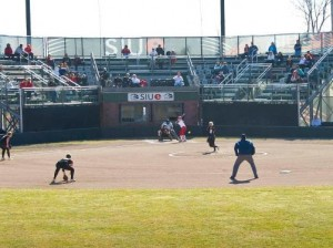 SIUE softball / Photo by SIUE Sports Information