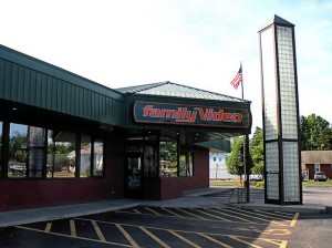 Family Video at 108 St. Louis Road, Collinsville. A Marco's Pizza will open in the adjacent store front / Photo by Roger Starkey