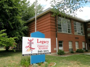 Legacy Christian Academy / Photo by Roger Starkey