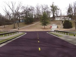 An artist rendering of the new Summit Avenue Bridge in Collinsville / Courtesy of the City of Collinsville
