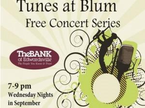 Tunes at Blum 2014