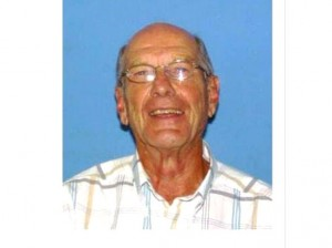 Walter Fedder, reported missing on Sept. 16
