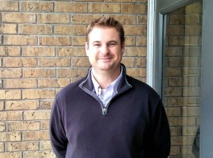Dan Toberman, Collinsville High School head softball coach / Photo by Roger Starkey